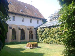 kreuzgang kloster st johannsen