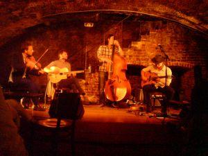 Rassiger Manouche-Jazz mit der Ghenter Band La Femme belge