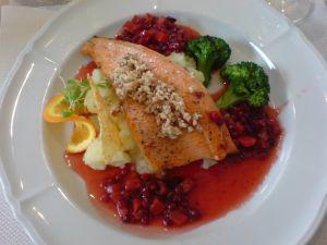 Innovative Küche im Restaurant Hirschen Oey-Diemtigen - Jenk