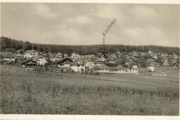 Gartenstadt Liebefeld um 1930