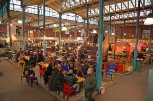 Markthalle IX Eisenbahnstrasse Berlin-Kreuzberg