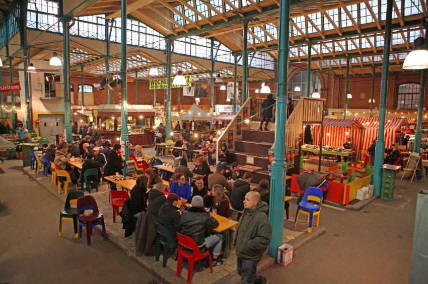 Hamburg Food Market