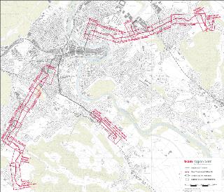 Übersicht Plan Region Bern