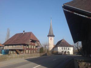 Kirche Rüderswil