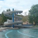 Rutschbahn Schwimmbad Köniz