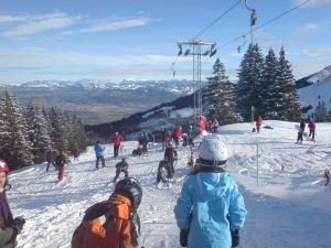 Skilift Wasserscheide Gurnigel Gantrisch