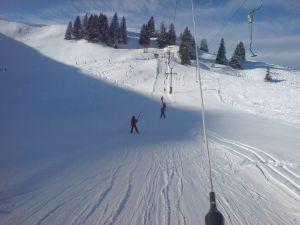 Skilift Gurnigel Gantrisch Kuhberg