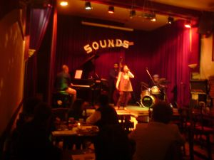 Singers Night im Sound Jazz Club Ixelles