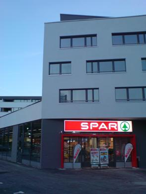 Spar Supermarkt Vidmarhallen Liebefeld