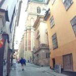 Wochenende Stockholm - Tyksa Brinken in der Altstadt von Stockholm