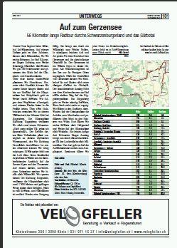 Velotour Koenizerzeitung