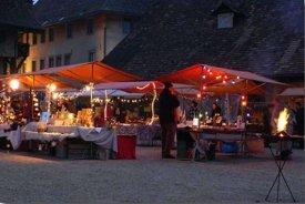 Weihnachtsmarkt Schloss Köniz