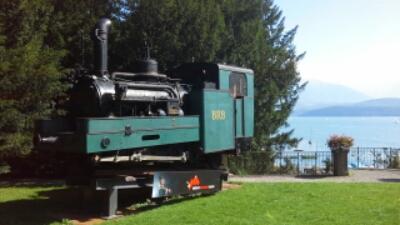 Bild Dampflokomotive Brienzer Rothorn Bahn